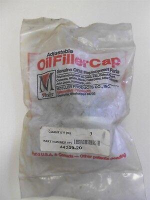 1 1//2 Size Tectran 23-44165 Oil Filler Cap Moeller, 1 1//2 Size