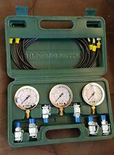 Dusichin Dus 800 Excavator Hydraulic Pressure Test Kit 8000 Psi Testing