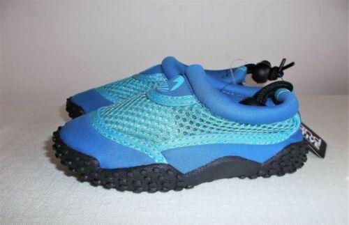 EU 26 Boy/'s//Girl/'s Lakeland Active Blue//Aqua Beach//Water Shoes Infant Size 7