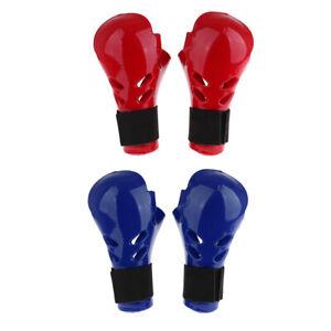 Kinder Taekwondo Handschuhe Kampfsport Sparring TKD Grappling MMA Protector