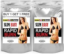 RAPID 60 WEIGHT LOSS EXTREME PILLS VERY STRONG DIET SLIMMING TABLETS FAT BURNERS