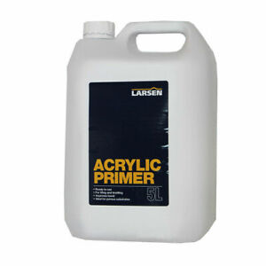 Details About Ln Floor Wall Primer Acrylic Flexible Bonding Agent 5 Ltr