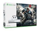 Microsoft Xbox One S Gears of War 4 Bundle 1000GB White Console