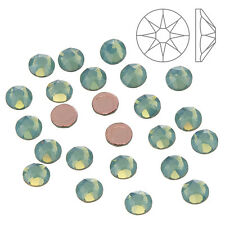 Swarovski Hotfix 2078 Flat Back Crystals (SS20) Pacific Opal Pack of 24 (K66/8)