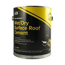 Alcm Wetdry Roof Cement 1 Gallon Single Item