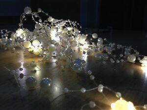 2-m-20-LED-perle-perle-a-piles-lumiere-feerique-ECLAIRAGE-Festif-decorative