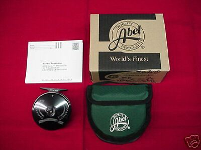 Abel Reel Modelo Ltd Ed  2 20th aniversario Carrete Nuevo