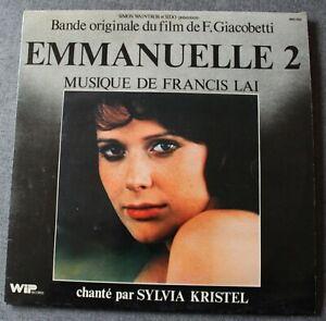 Emmanuelle-2-Francis-Lai-BO-du-film-OST-LP-33-tours