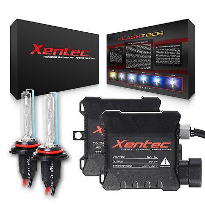 Xentronic 35W HID Conversion Kit H4 H11 H13 9003 9005 9006 6K 5K Hi-Lo Bi-Xenon