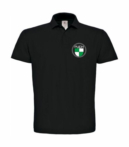 POLO uomo-Camicia PUCH fino a 3xl MOTORAD//Bike//ruota