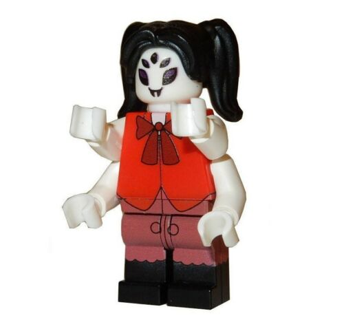 **NEW** LEGO Custom Printed UNDERTALE MUFFET Video Game Minifigure