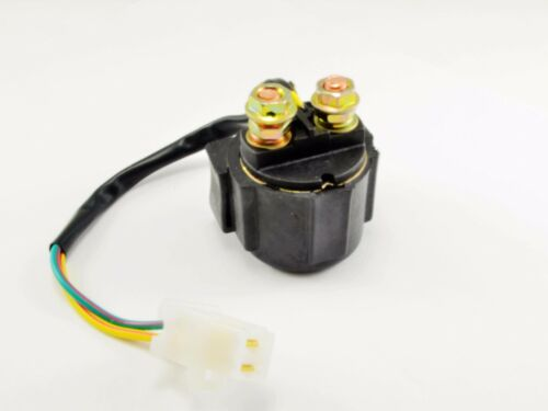 Starter Relay Solenoid For YAMAHA  Big Bear 350 YFM350 1987-1999 ATV