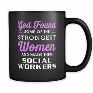 Social Worker Birthday Gift Social Worker Coffee Mug Social Worker Gift Social