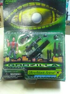 Godzilla-Ultra-Attack-Animal-Action-Figure-Set-Sealed