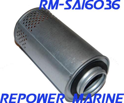 Kurbelgehäuseentlüftung Filter für Volvo Penta Marine Ersatz 876069 Ad30a,