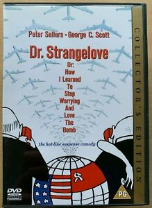 Dr-Strangelove-DVD-Limitee-Ed-Coffret-1964-Kubrick-Froid-Nuclear-War-Classique