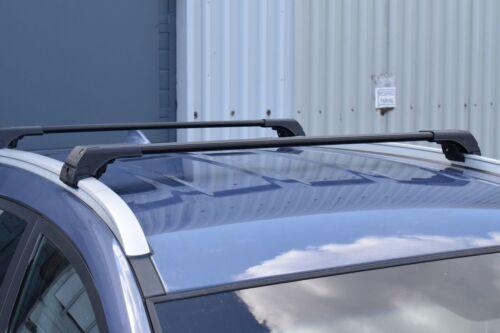Ford Transit Connect  Dachträger aus Aluminium Querträger Schwarz