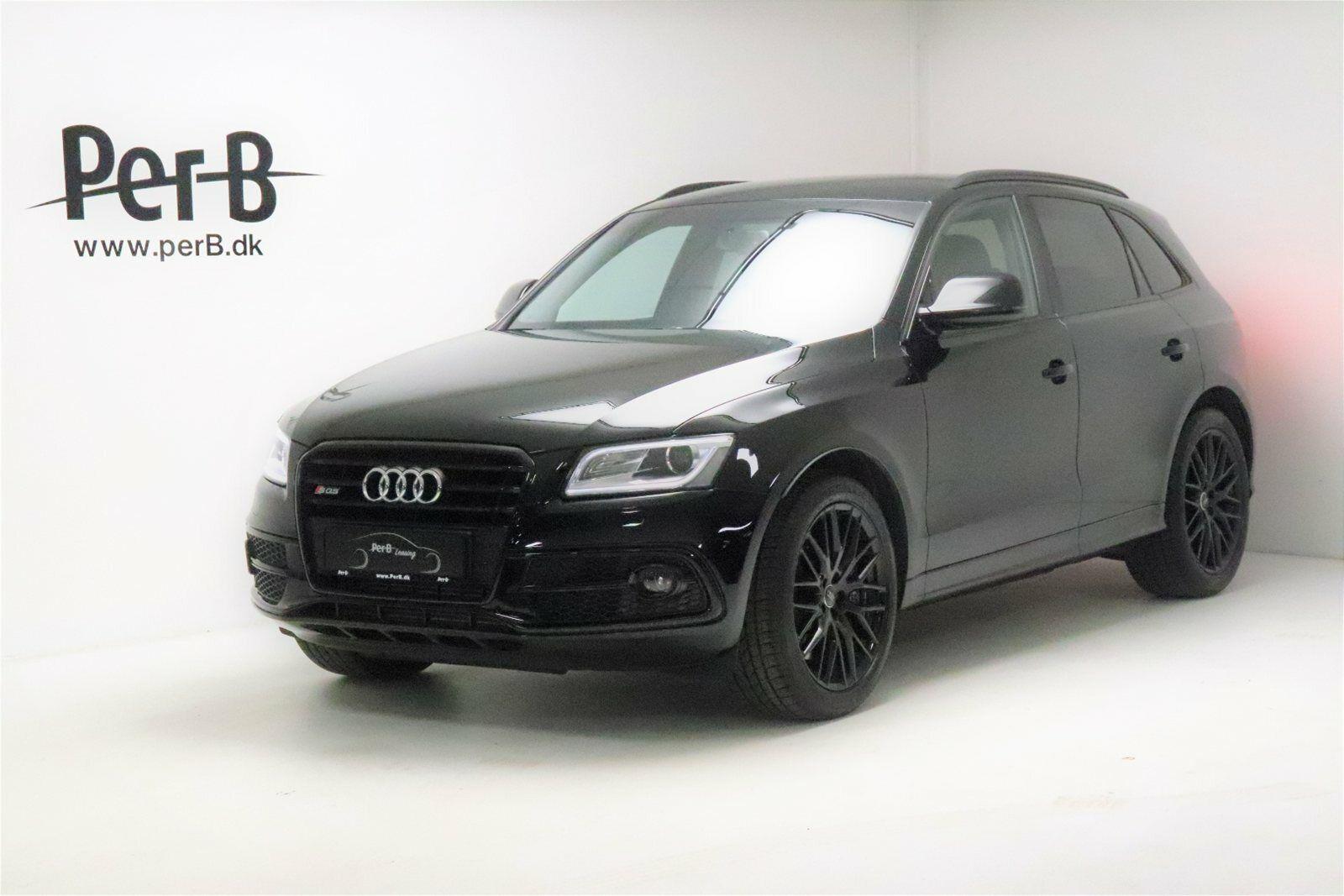 Audi SQ5 3,0 TDi 326 quattro Tiptr. 5d - 749.900 kr.