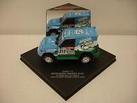 1/43 Ixo Skid Wrc Mitsubishi Pajero 'argos' Skm111 Rally Paris Dakar Cairo 2000