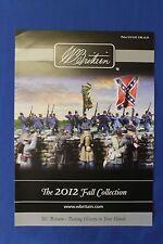 William Britain caída catálogo 2012