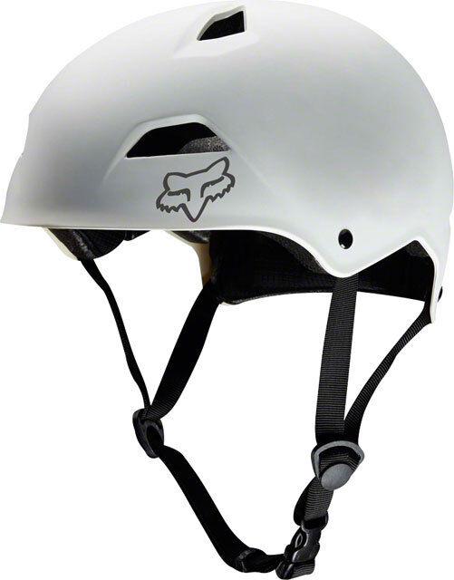 New Fox Racing Flight Sport Helmet  White  SM  buy discounts