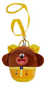 Plush-Hey-Duggee-Backpack-With-Reins-Kids-Detachable-Safety-Harness-Nursery-Bag