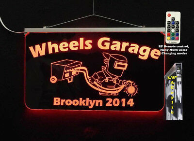 Personalized What Happens Here Garage Bar Man Cave Gift Sign #28 Custom USA Made