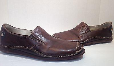 fluchos mens loafers size 43