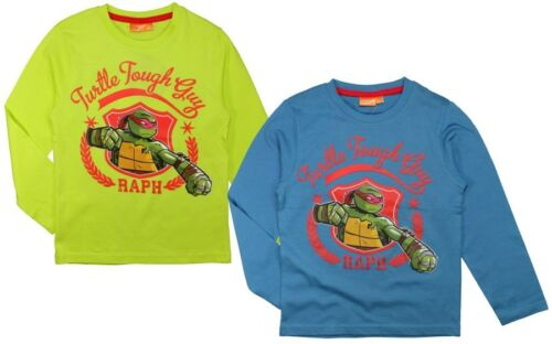 Ninja Turtles Shirt langarm 104 110 116 122 128 134 Langarmshirt Junge Turtels
