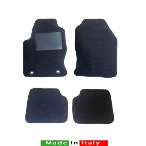 Tappetini tappeti Ford Focus 04/>11 moquette alta qualità,battitacco,antiscivolo