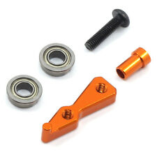 Yeah Racing HPI Sprint 2 Orange Aluminum Belt Tensioner W/ Bearings SPT2-038OR