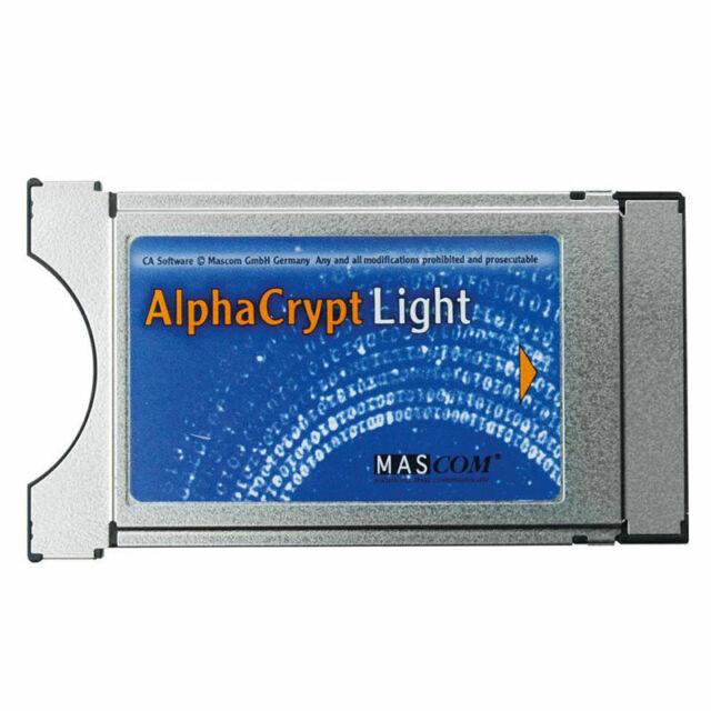 Alphacrypt Light CAM Modul Rev. 2.2 Version CI+ HDTV Sky HD+ One4All ready