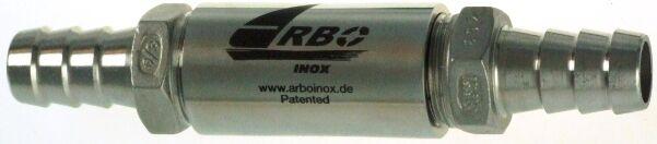 Flammendurchschlagsicherung  Flammenschutz 19mm 19mm Flammenschutz  ARBO-INOX 3977d9