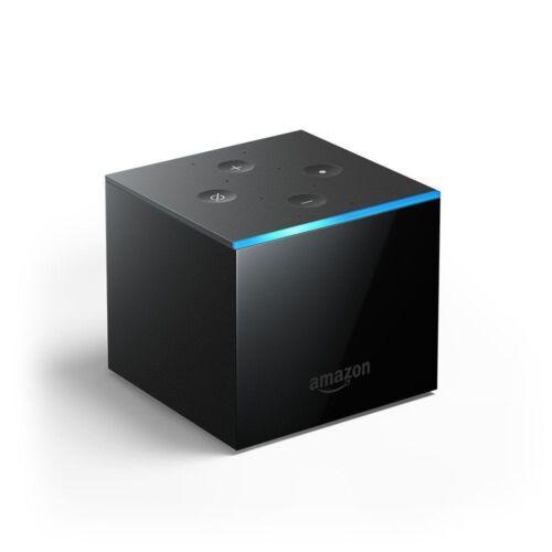 NEW + Amazon Fire TV Cube Smart Assistant Alexa 4K Ultra HD *UPGRADED*
