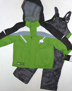 Zeroxposur Evolution Captured Toddler Boys Snowsuit