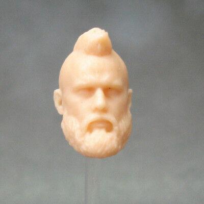 "ML132 Custom Cast Sentry head sculpt use w//6/"" Marvel Legends figure"