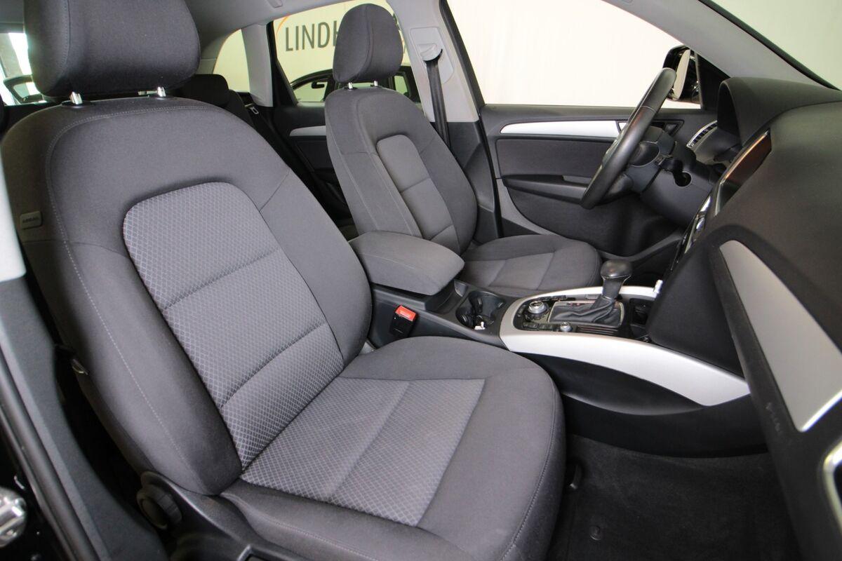 Audi Q5 2,0 TDi 190 S-tr.