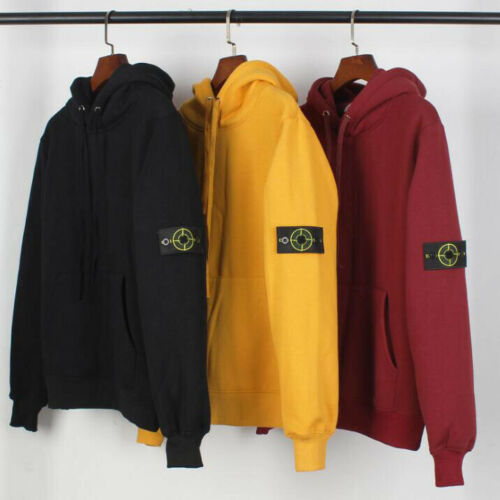 Fleece Sweatshirt Men Hooded Pullover Hoodie Women Loose Top Wild Warm Unisex