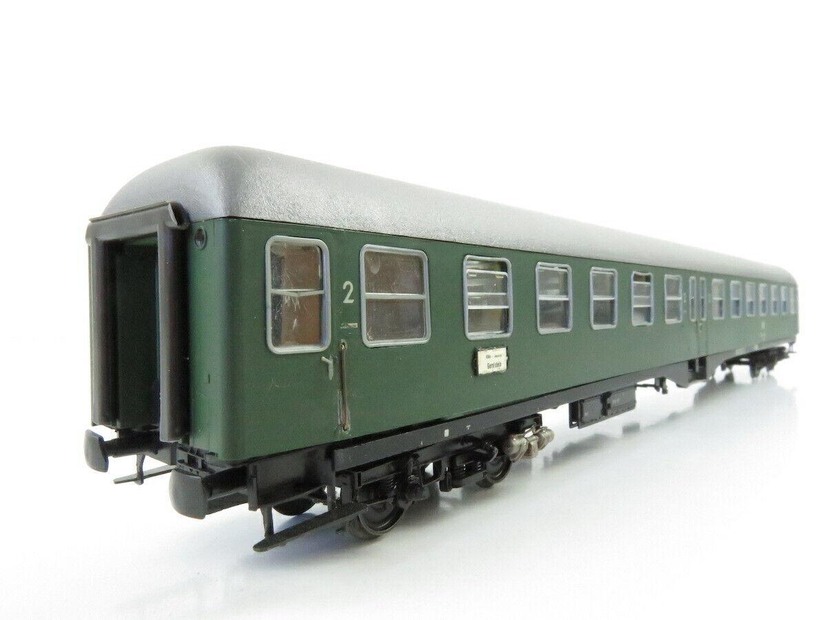 (MOW163) ADE 3081-7 DC H0 2.Kl Passenger Car. BMY 421 the DB, OVP