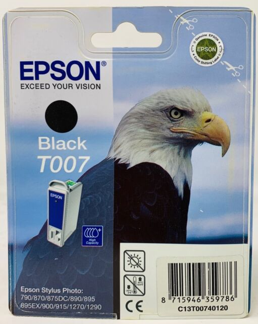 Epson E-0T007 (Single Cartridge)