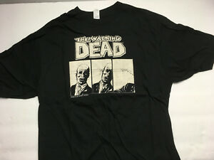Walking-Dead-Zombie-Comic-Size-S-Small-Kirkman-Skybound-T-Shirt