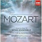 Wolfgang Amadeus Mozart - Mozart: Complete Music for Wind Ensemble (2015)