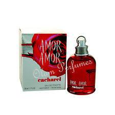 Cacharel Amor Amor Women Eau de Toilette Spray 1.7oz 50ml * New *