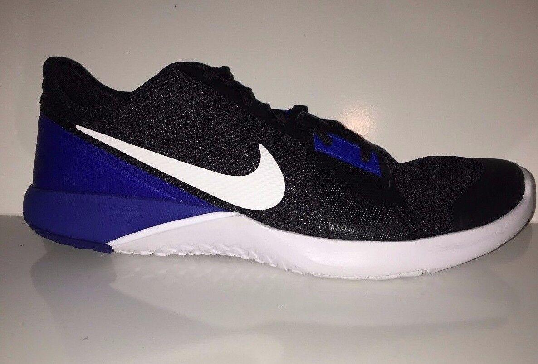 NEW Nike Men's FS Lite Trainer 3 Training Sneakers shoes 807113-005 Sz 11.5