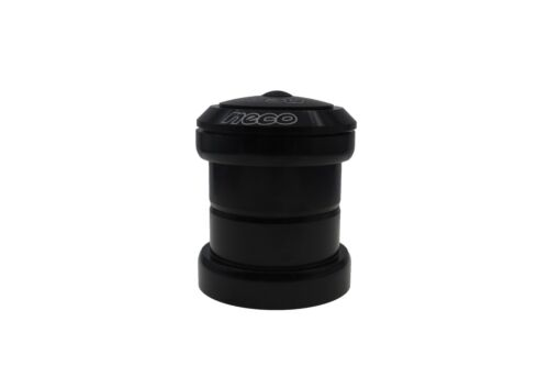 "NECO 1.5/"" 38.1 Threadless Steer MTB Bike External Cup Headset 49.7mm Head Tube"