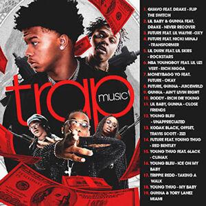 Details about Trap Music October 2018 (Mixtape) CD Album Rap Trap PA Hip Hop