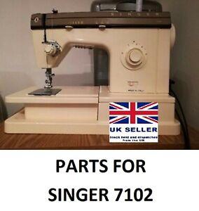 Original Singer 7102 Sewing Machine Replacement Repair Parts