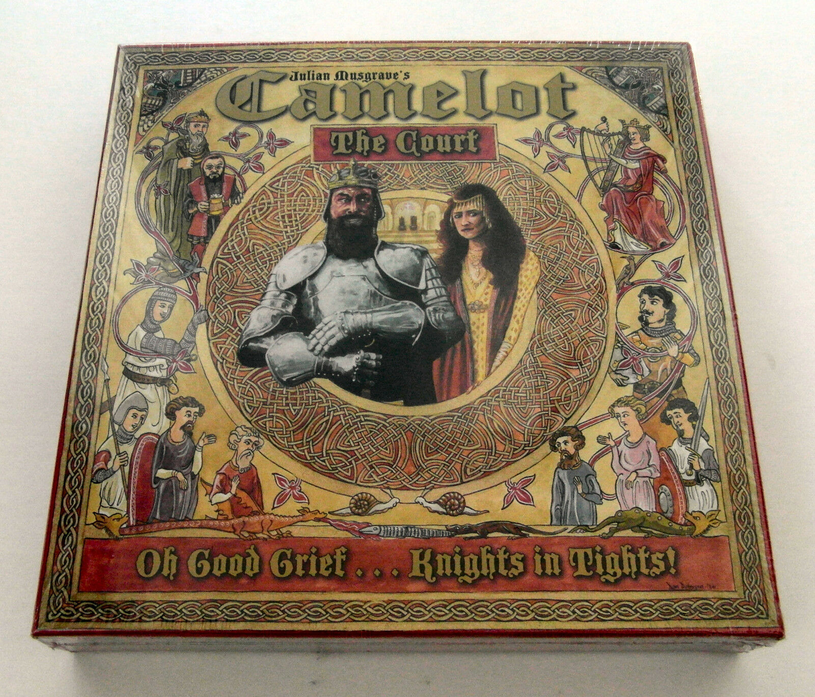 Camelot: The Court - Wotan Games - 2014