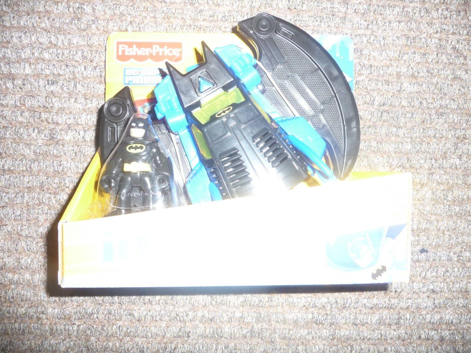 Imaginext Batwing with Batman figure Bnib