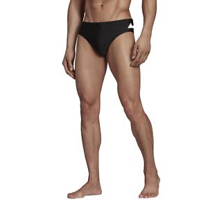 Adidas-Performance-Men-039-s-Bathing-Trunks-Badge-Fitness-Swim-Trunks-Black